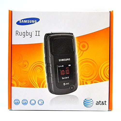 Samsung SGH-A847 Rugby 2 Rugged Cell...