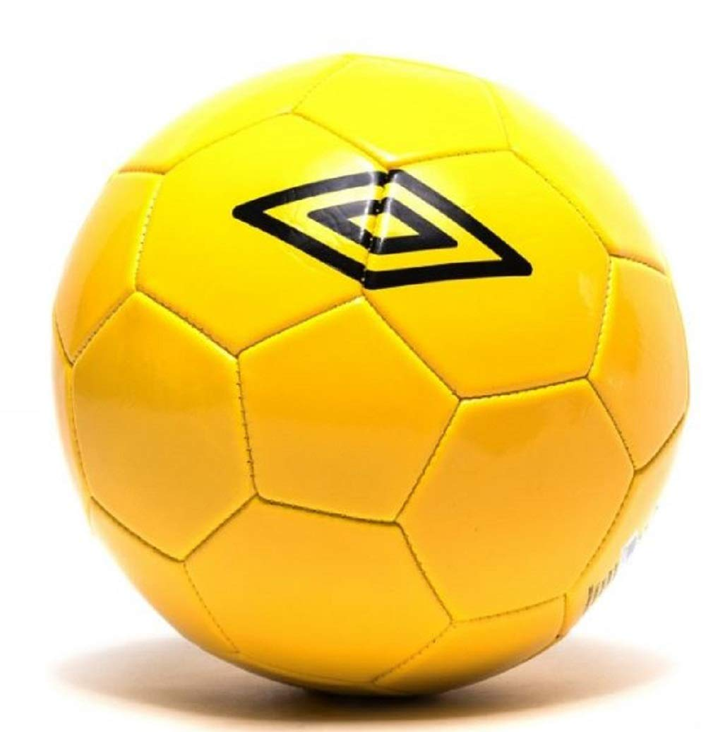 Umbr Balon Futbol Supporter Talla 5 Amarillo: Amazon.es: Deportes ...