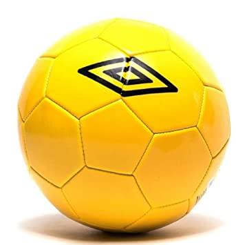 Umbr Balon Futbol Supporter Talla 5 Amarillo: Amazon.es: Deportes ...