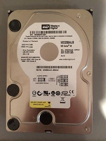Western Digital WD3200AAJB-00WGA0 320GB, Internal Hard Drive (Western Digital Wd3200aajb)