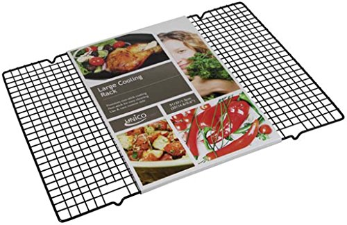 Euro Home 2134590 Large Cooling Rack - Black44; Case of 24 by Euro-Home (Image #1)