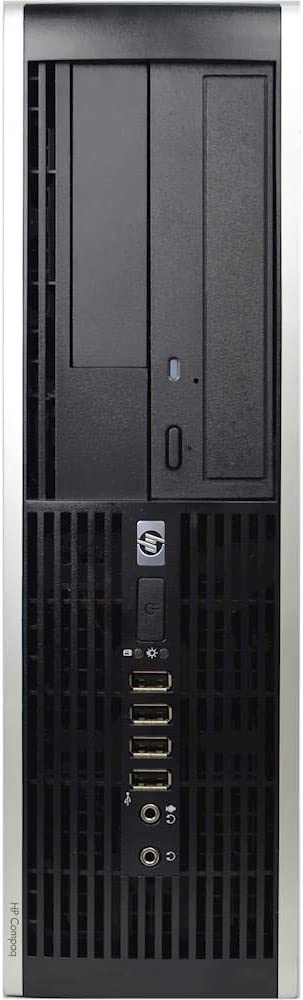 HP Compaq Pro 6305 Small Form Factor Desktop PC, AMD A6-5400B up to 3.8GHz, 8G DDR3, 1T, WiFi, BT 4.0, DVD, Windows 10 64 Bit-Multi-Language Supports English/Spanish/French(Renewed) | Amazon