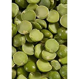 Organic Green Split Peas - 6 x 15 Oz
