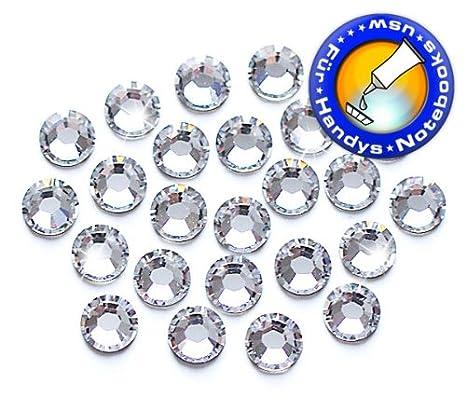 100 Stück Swarovski Kristalle 2058 Kein Hotfix Crystal Ss6 ø Ca 2 Mm Strasssteine Zum Aufkleben