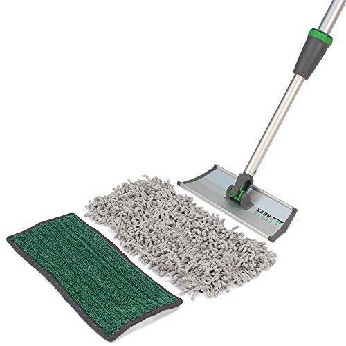 Cedar creek cleaning products bathroom shower microfiber for Bathroom floor cleaning products