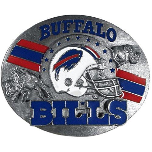 NFL Buffalo Bills Belt Buckle (Bill Belt)