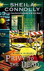 Privy to the Dead (Museum Mystery, A Book 6)
