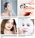 Youlanda Facial Pore Cleanser Electric Blackheads Remover Tool Acne Comedone Vacuum Suction Extractor Microdermabrasion Machine with Blue Light and Red Light
