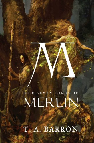 The Seven Songs of Merlin (Merlin Saga)