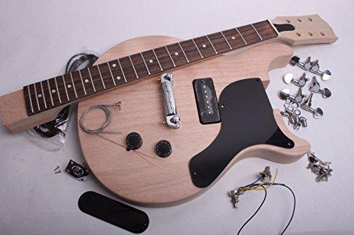 Jr Double Cut Electric Guitar Kit