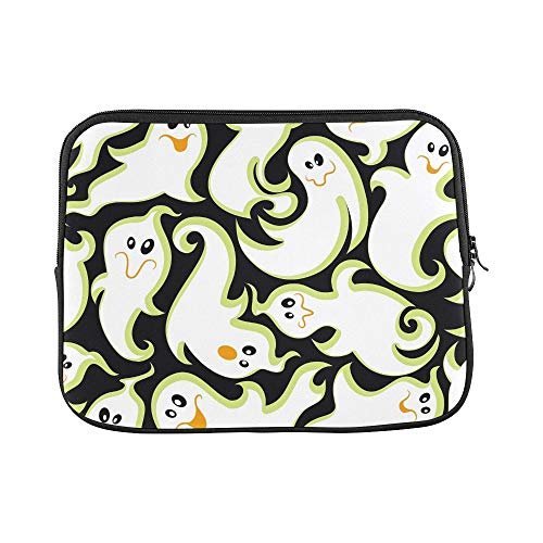 Design Custom Goofy Ghosts Sleeve Soft Laptop Case Bag Pouch Skin for MacBook Air 11