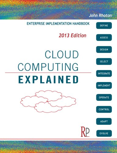 Download Cloud Computing Explained: Implementation Handbook for Enterprises Pdf
