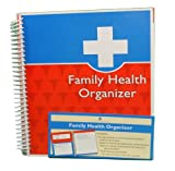 New Season Family Health Organizer Doctor Medical Records Journal
