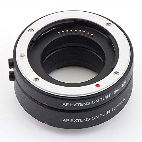 Pixco Auto Focus Macro Extension Tube for Canon EOS M M2 M3 Camera by Pixco