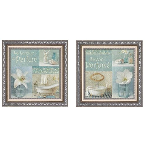 Metaverse Framed Art (Metaverse Danhui Nai 'Parfum' Framed Art (Set of 2))