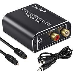 Digital to Analog Audio Converter-192kHz...