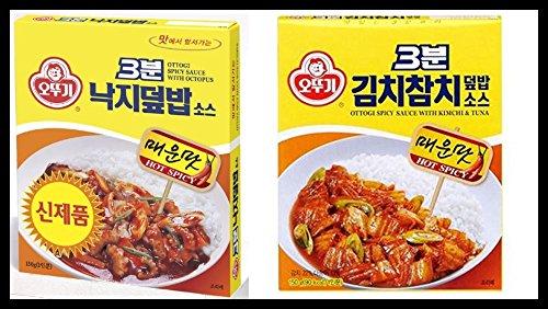 ottogi spicy sauce - 8