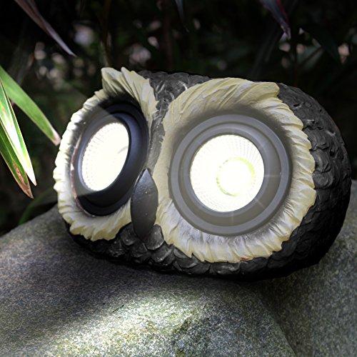 Vintage Owl Outdoor Lights in Florida - 2