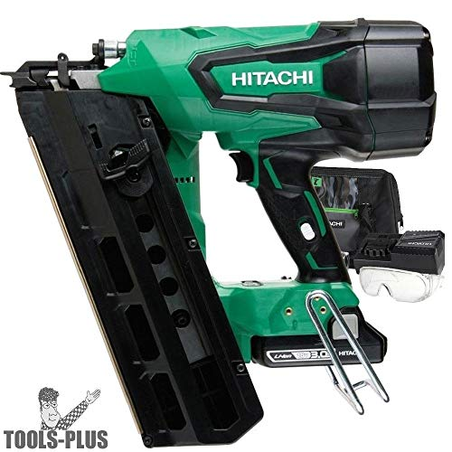 Hitachi NR1890DR 18V Cordless Brushless Plastic Strip 3-1/2