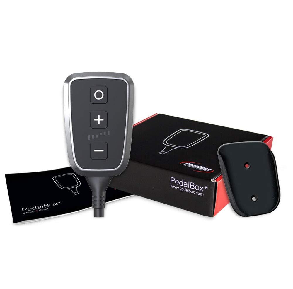 PedalBox Gaspedaltuning von DTE-Systems mit App