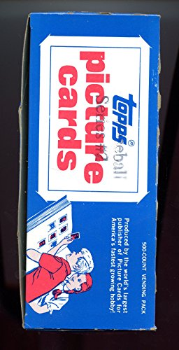 Series Box Card Basketball 2 - 1994 Topps Baseball Vending Box ~ Wax Pack Series 2 TWO Card Set FROM CASE