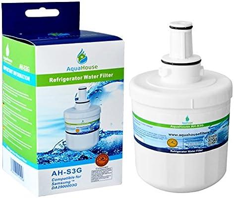 Filtro de agua compatible con frigorífico Samsung, puede ...