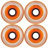 Labeda Gripper Millenium Soft Inline Hockey Skate Wheels - 4 Pack 2012