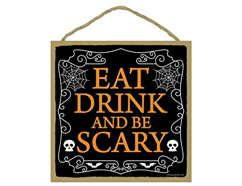 Honey Dew Gifts Eat Drink and Be Scary-