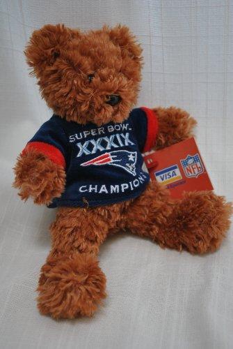 New England Patriots Teddy Bear Patriots Teddy Bear