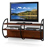 Leick Floating Wall Mounted TV Stand, Medium, Oak