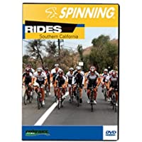 Spinning Rides Soutern California Dreaming Oefening DVD - Multi-Colour