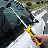 MAZIMARK--Car Safety Escape Glass Window Breaker Emergency Hammer Seat Belt Cutter Tool