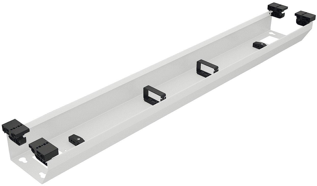 Metall Kabelkanal Schreibtisch Kabeldurchlass zur Aufnahme von ...