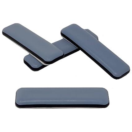 sbs feltrini per mobili  SBS, feltrini in teflon autoadesivi | ø 70 x 19 mm | 16 pezzi ...