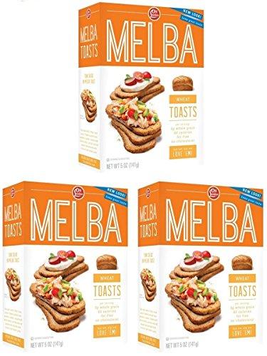 (Old London Melba Toast Wheat)