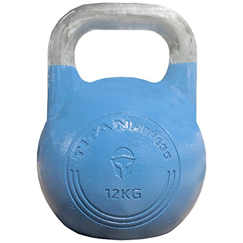 Titan Competition Style Kettlebell – 12 KG