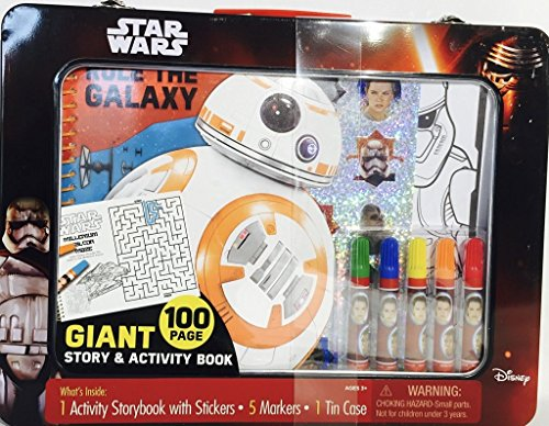 BENDON Star Wars Rule the Galaxy kid's activity case: 100...