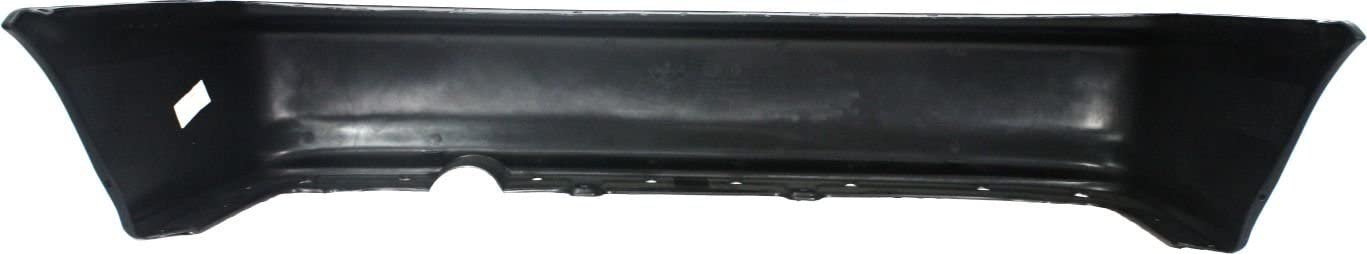 Partslink Number HO1100190 OE Replacement Honda Civic Rear Bumper Cover