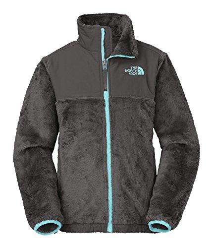 The North Face Girl's Denali Thermal Jacket (Graphite Grey, - Jacket Womens Thermal Denali
