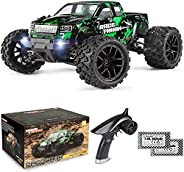 HAIBOXING 1:18 Scale All Terrain RC Car 18859E, 36 KPH High Speed 4WD Electric Vehicle with 2.4 GHz Remote Con