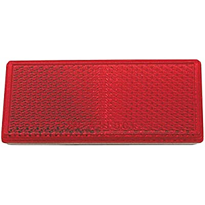 Kaper II 1M-R-42801R Red Reflector: Automotive