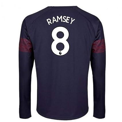 release date: 91c19 c1aaf Amazon.com : 2018-2019 Arsenal Puma Away Long Sleeve ...