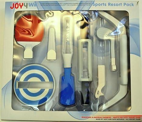 JOY4 Wii Sports Pack Sport/Tiempo Libre: Amazon.es: Informática
