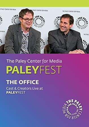the office cast creators live at the paley center amazoncom stills office
