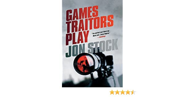 Amazon Games Traitors Play A Daniel Marchant Thriller