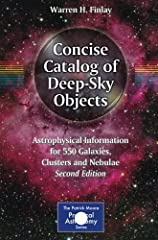 This book is for the amateur astronomer who wants to know about the astrophysical nature of deep sky objects. The information is presented in a concise format and is equally valuable when used as background reading or, alternatively, a...