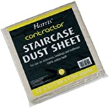 Harris Contractor 24 x 3ft Staircase Dust Sheet