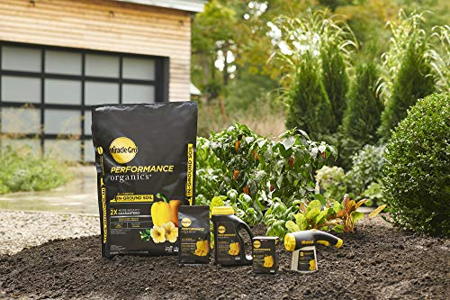 Miracle-Gro Performance Organics All Purpose Plant Nutrition Granules, 1.75 lb. - Organic, All-Purpose Plant Food for Vegetables, Flowers and Herbs - Feeds up to 165 sq. ft.
