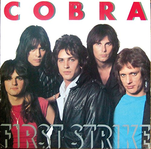 Cobra: First Strike (Audio CD)