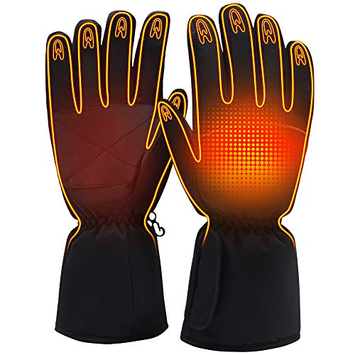 ladies heated gloves - 3